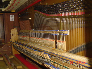 02 Aisne, Harmonisation  Piano, Produits d'entretien Piano